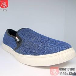 GIÀY THỂ THAO SLIP ON BLUE – NA0025