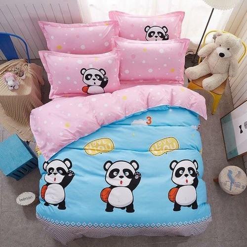 Sét 4 Món Chăn Ga Gối Cotton Cao Cấp Nhập Khẩu Hàn Quốc---LH ZALO: 0899673032