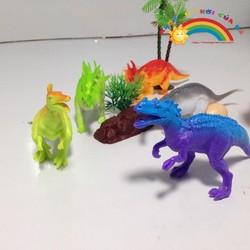 Bộ sưu tập Khủng long phát sáng DinoWorld KTD940