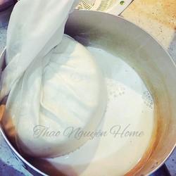 Túi lọc sữa đậu - túi lọc 2c