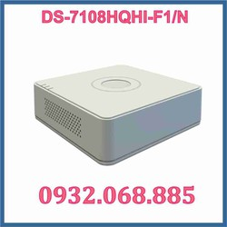 Đầu ghi hình camera DS-7108HQHI-F1-N 8 kênh