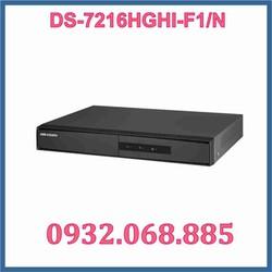 Đầu ghi hình HIKVISION 16 kênh DS-7216HGHI-F1-N