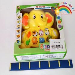 Đàn voi - Đồ chơi âm nhạc KT1164