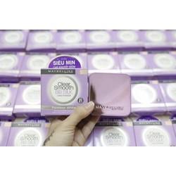 Phấn Trang Điểm Dạng Nén Maybelline Clear Smooth BB Silk
