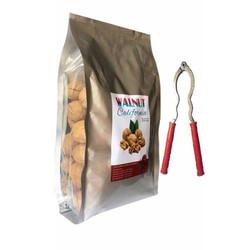 Quả óc cho sấy khô tự nhiên 1kg kèm kìm tách vỏ