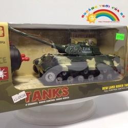 Xe tăng điều khiển từ xa Tank New Land KTD930