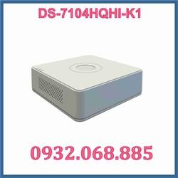 Đầu ghi hình HIKVISION 4 kênh DS-7104HQHI-K1(S)