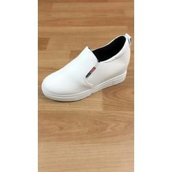 giày bata nữ đế độn cao 7p thời trang đẹp