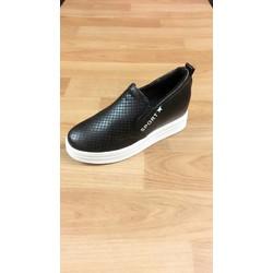 giày lười đế nâng chiều cao 7p