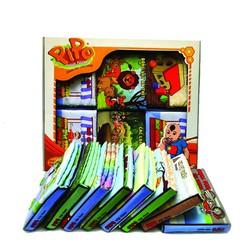 Hộp 6 cuốn sách vải Pipovietnam