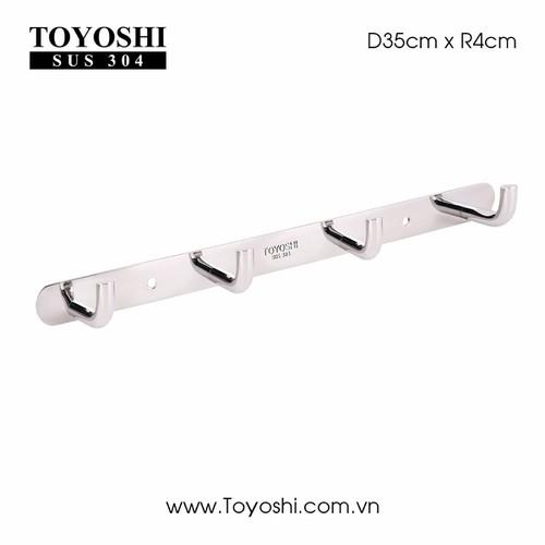 móc treo quần áo cao cấp TOYOSHI SUS304 MT4
