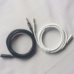 Dây nối dài tai nghe 3.5 chất lượng cao   Jack nối dài tai nghe 3.5