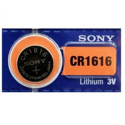 Pin CR1616 Sony lithium 3V chính hãng - Vỉ 1 viên