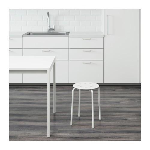 GHẾ ĐẨU IKEA MARIUS 32 x 40 x 45 cm  TRẮNG - 5184184 , 8534297 , 15_8534297 , 195000 , GHE-DAU-IKEA-MARIUS-32-x-40-x-45-cm-TRANG-15_8534297 , sendo.vn , GHẾ ĐẨU IKEA MARIUS 32 x 40 x 45 cm  TRẮNG