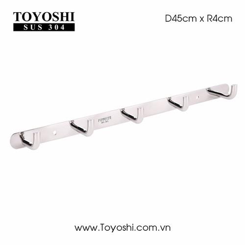 móc treo quần áo cao cấp TOYOSHI SUS304 MT5