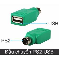 Đầu chuyển USB sang PS2 hoặc chuyển PS2 sang USB