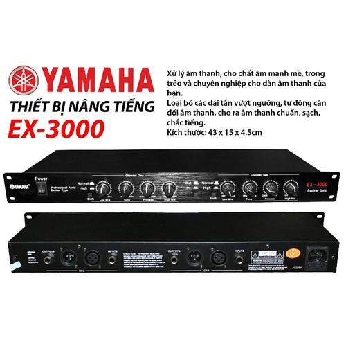 Máy nâng tiếng hát YAMAHA EX 3000 chuyên nghiệp