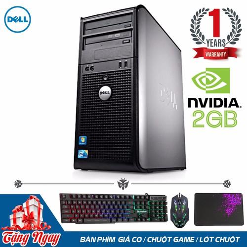 Máy tính chơi Game Dell 780 MT Core 2 QUAD Q8300, Ram 8GB, HDD 1TB