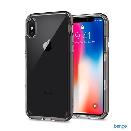 Ốp lưng iPhone X SPIGEN Neo Hybrid Crystal - Gunmetal - 5186347 , 8539349 , 15_8539349 , 650000 , Op-lung-iPhone-X-SPIGEN-Neo-Hybrid-Crystal-Gunmetal-15_8539349 , sendo.vn , Ốp lưng iPhone X SPIGEN Neo Hybrid Crystal - Gunmetal