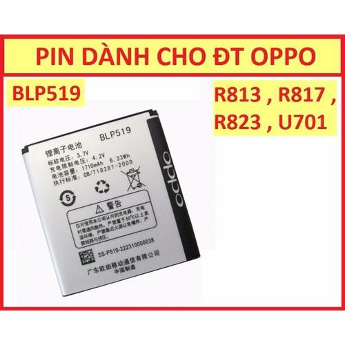 PIN OPPO R813