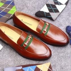 Giày nam đẹp - Giày da nam thời trang