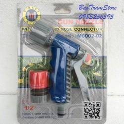 Vòi tưới cây rửa xe phun nước 2 tia M0002-02 C-MART