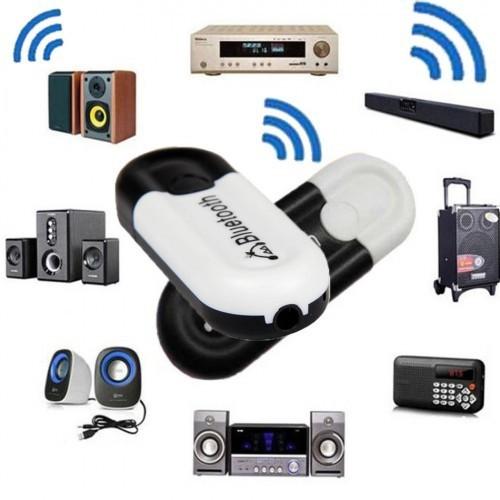 USB Bluetooth HJX-001 Chuyển Loa Thường Thành Loa Bluetooth
