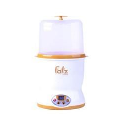 Máy hâm sữa điện tử 2 bình cổ rộng fatz