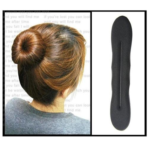 2 búi tóc thanh mút dài