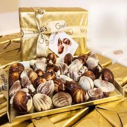 Socola Valentine Bí ẩn tình yêu Guylian Bỉ