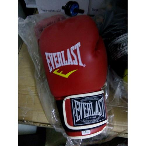 Găng tay boxing Everlast - 5191340 , 8553072 , 15_8553072 , 180000 , Gang-tay-boxing-Everlast-15_8553072 , sendo.vn , Găng tay boxing Everlast