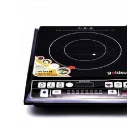 Bếp điện từ Goldsun IH-GFY2001 tặng kèm nồi lẩu bảo hành 1 năm