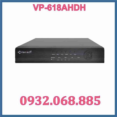 Đầu ghi hình VANTECH 8 kênh AHD VP-618AHDH - 5190538 , 8551300 , 15_8551300 , 1650000 , Dau-ghi-hinh-VANTECH-8-kenh-AHD-VP-618AHDH-15_8551300 , sendo.vn , Đầu ghi hình VANTECH 8 kênh AHD VP-618AHDH