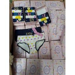 Sét hộp 5 chiếc quần lót nữ cute