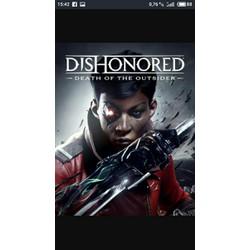 dishonored death of the osider pc đĩa chép