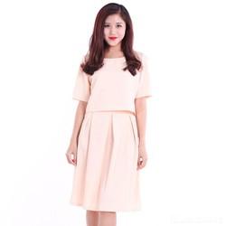 GIẢM SỐC 3 NGÀY VÀNG - Set áo váy dễ thương