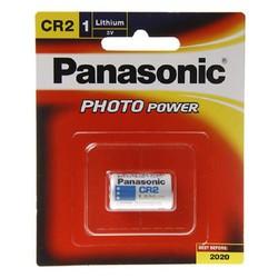 Pin CR2, CR2W-C1B,CR15H270 Panasonic Lithium 3V chính hãng - Vỉ 1 viên