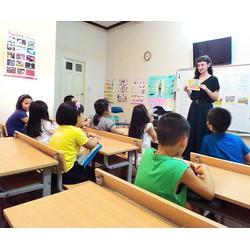 Khóa học tiếng Anh Cambridge 12 buổi cho học sinh từ lớp 1 đến lớp 12 tại Trung Tâm Ngoại Ngữ HILI