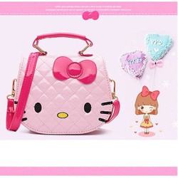 Túi xách hello kitty siêu xinh cho bé