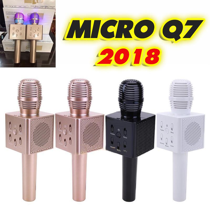 Micro Karaoke Trên Điện Thoại Q7 MẪU MỚI NHẤT 1