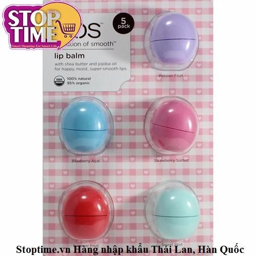 Son dưỡng trứng EOS vỉ 5 1