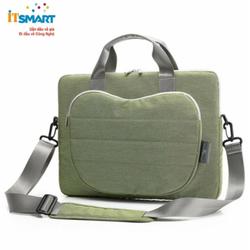 Túi đựng Laptop, Macbook CoolBell 15inch chất liệu vải mềm