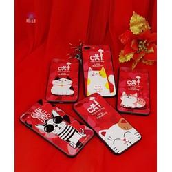 Ốp lưng mẫu CAT dành cho các dòng Iphone
