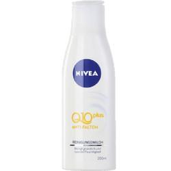 Sữa rửa mặt tẩy trang, giảm nếp nhăn Nivea Q10 Plus Anti-Falten