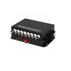 Bộ chuyển quang camera cáp đồng trục 08 kênh 1.3Mp