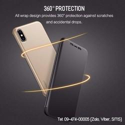 Bao da iPhone X Rock Dr.V Chính hãng giá rẻ