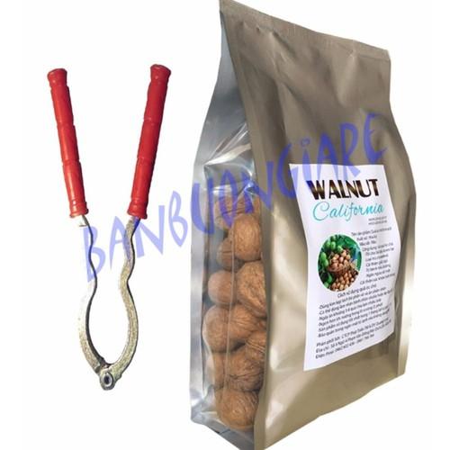Quả Óc Chó Mỹ Howard sấy khô tự nhiên 1kg + Kìm tách vỏ - 5195064 , 8564788 , 15_8564788 , 149000 , Qua-Oc-Cho-My-Howard-say-kho-tu-nhien-1kg-Kim-tach-vo-15_8564788 , sendo.vn , Quả Óc Chó Mỹ Howard sấy khô tự nhiên 1kg + Kìm tách vỏ