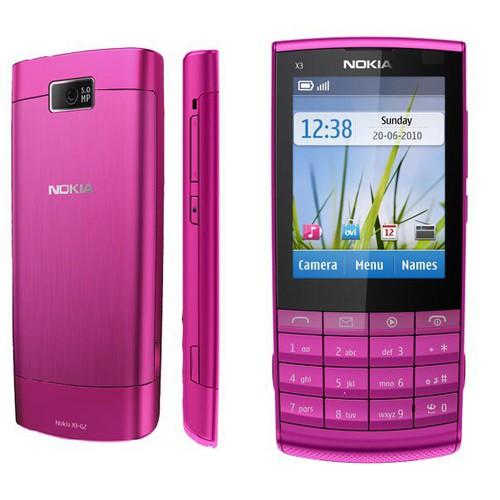 Điện Thoại Nokia X3 02 Touch And Type Chính Hãng - 5195426 , 8565807 , 15_8565807 , 660000 , Dien-Thoai-Nokia-X3-02-Touch-And-Type-Chinh-Hang-15_8565807 , sendo.vn , Điện Thoại Nokia X3 02 Touch And Type Chính Hãng