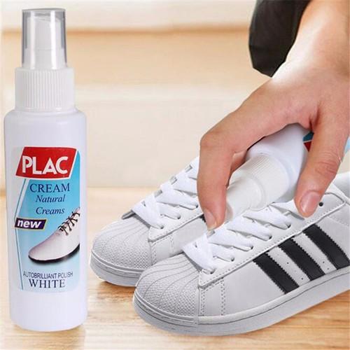 Chai xịt tẩy trắng giày dép túi xách Plac 75ml - 5193285 , 8559403 , 15_8559403 , 25000 , Chai-xit-tay-trang-giay-dep-tui-xach-Plac-75ml-15_8559403 , sendo.vn , Chai xịt tẩy trắng giày dép túi xách Plac 75ml