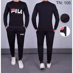 Bộ thể thao nam FILA - TN:105